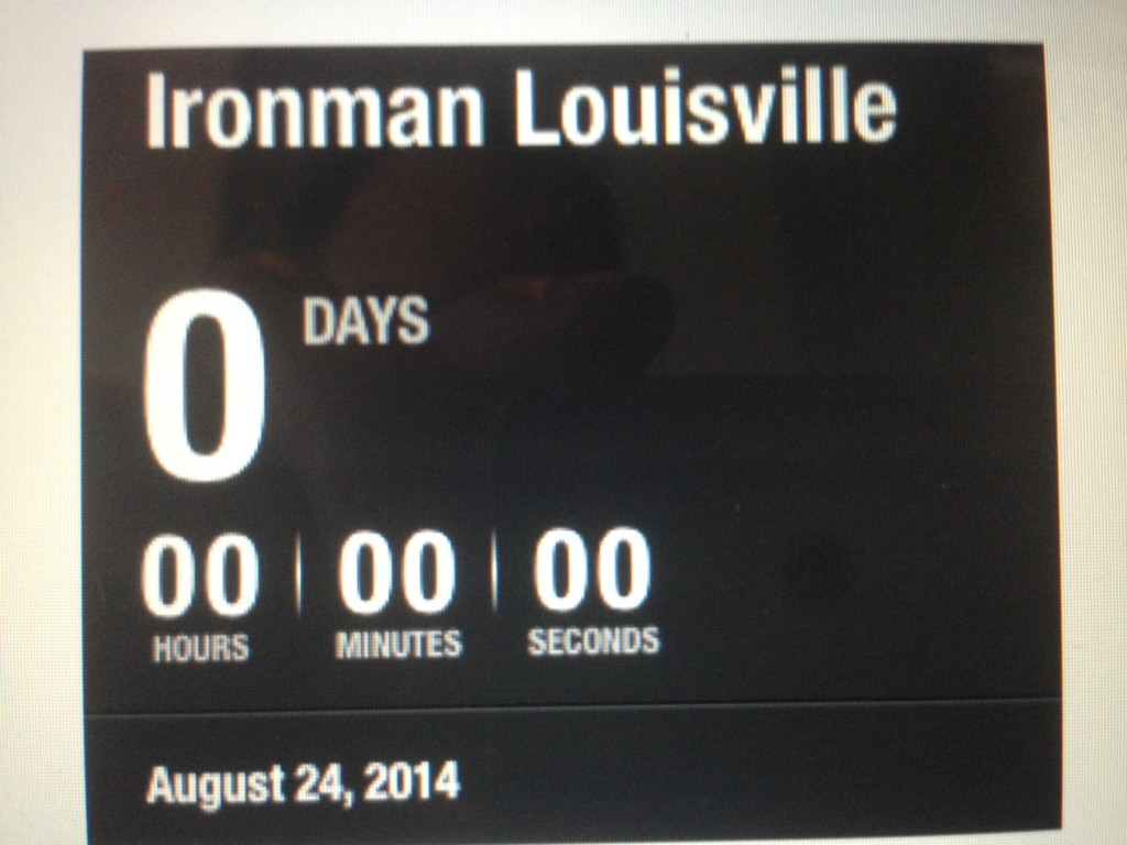 Ironman Louisville Volunteers