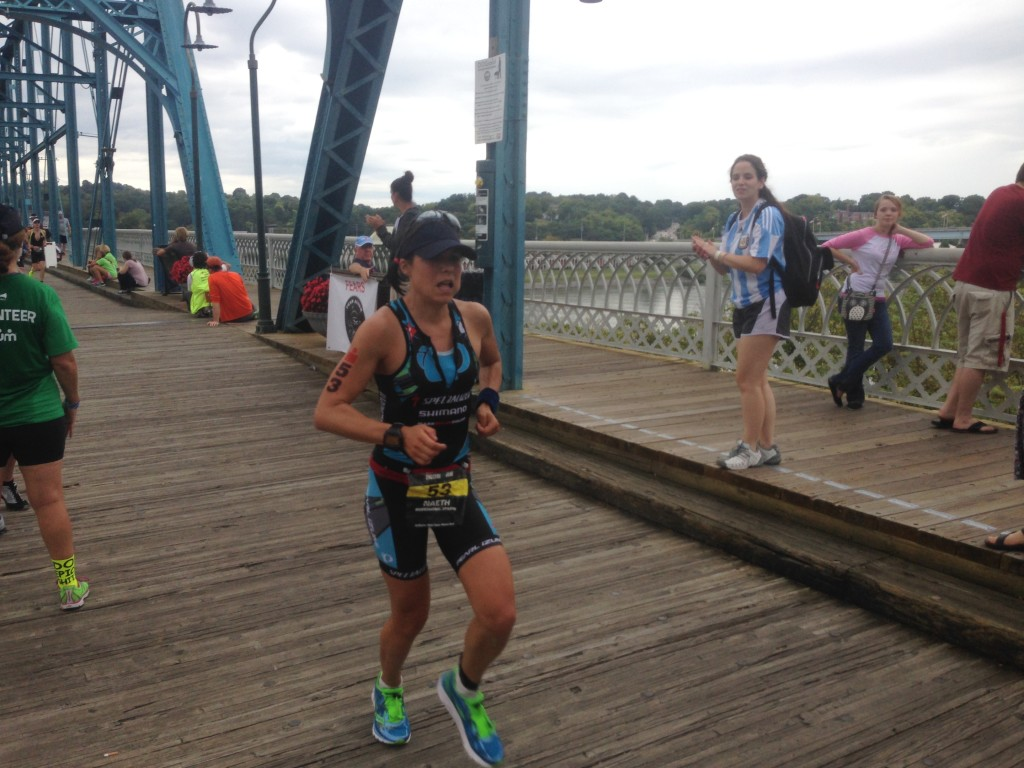 Ironman Chattanooga Run