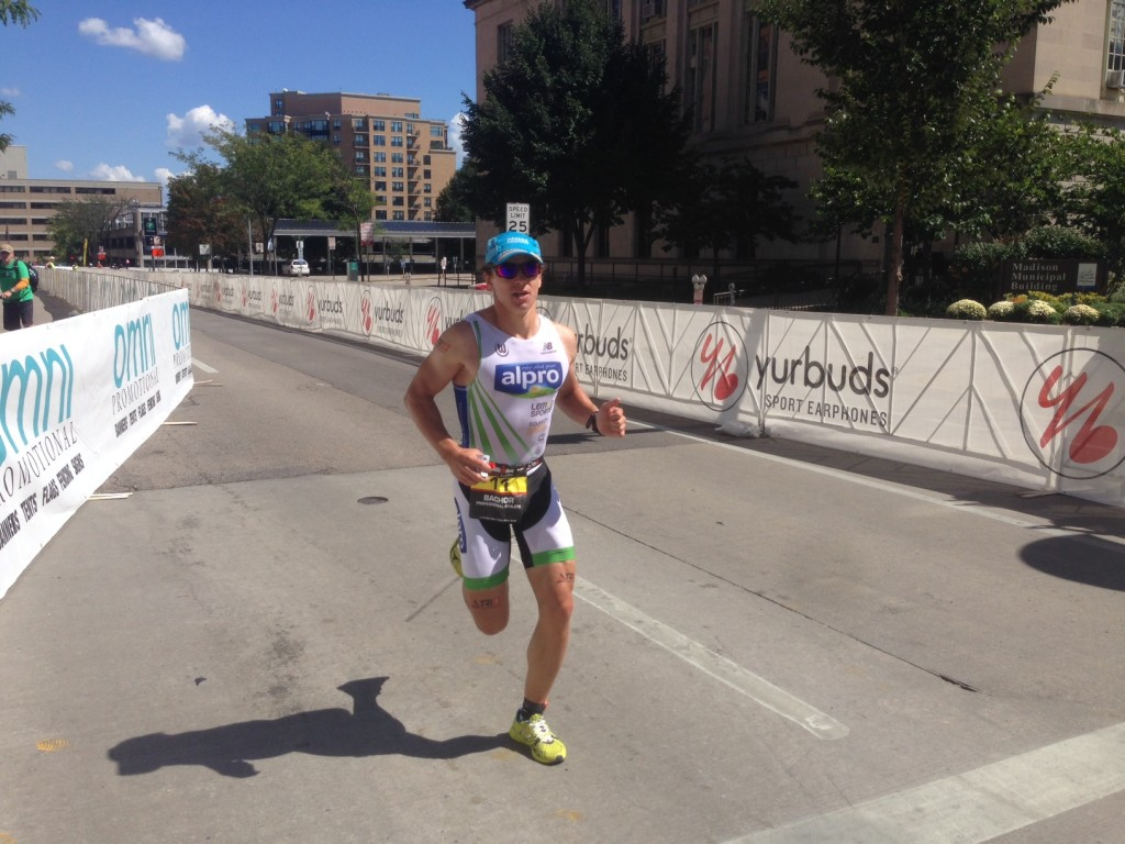 Ironman wisconsin run