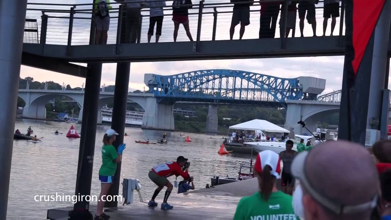 VIDEO: First Pros Out of Water IM Chattanooga