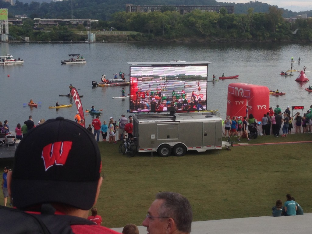 Ironman Chattanooga Swim