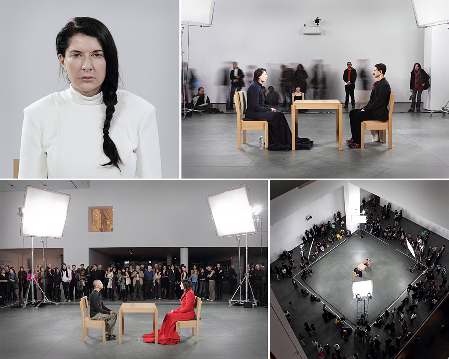 Marina Abramovic Artist is Present