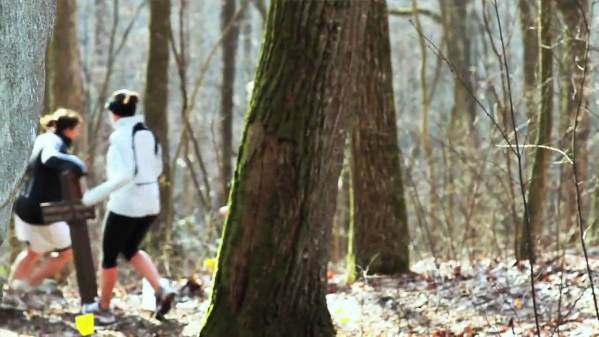 Rock/Creek River Gorge Trail Race Awaits