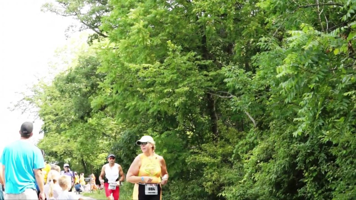 Tribute Video: Ironman 70.3 Muncie 2015