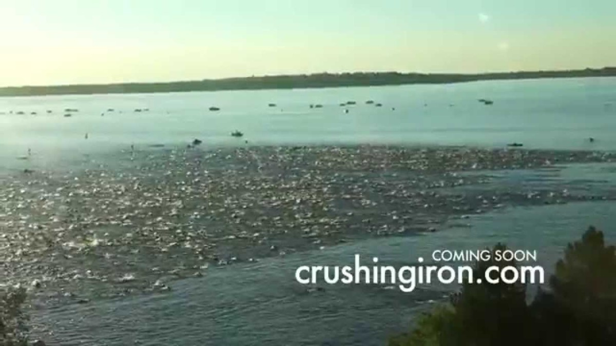 Ironman Wisconsin Swim Course Thoughts