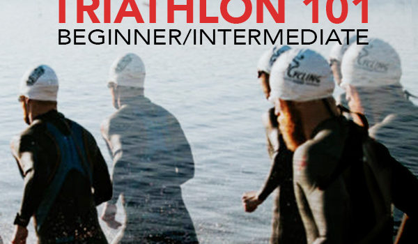 Triathlon 101: In The Beginning