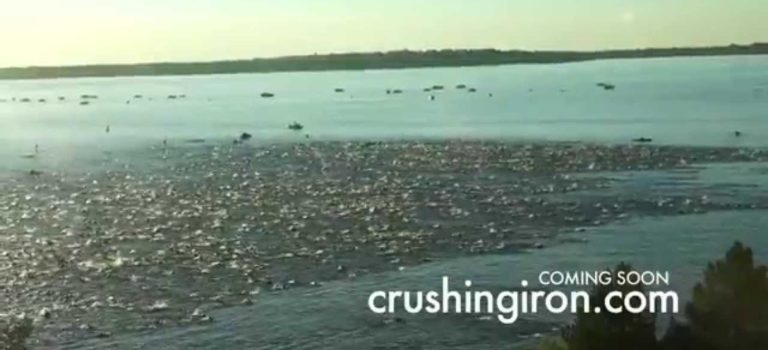 VIDEO: Ironman Wisconsin 2014 Swim Start